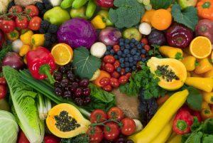 الخضار و الفواكه مصادر طبيعية للمعادن الهامة لحياة الانسان