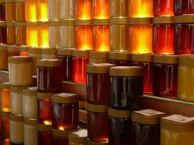الاحماض بالعسل و مركب HMF و اهميتها في العسل و دورهما في كشف الغش